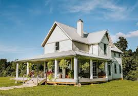 exclusive 3 bed farmhouse plan with wrap around porch 77626fb