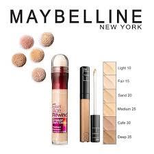 Maybelline Age Rewind Eraser qoo10 maybelline concealer cosmetics
