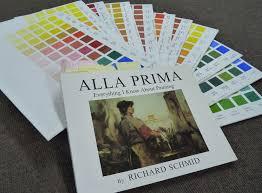 barbara newton art journal my schmid color charts