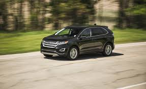 ford cars 2017 ford edge in depth model review car and driver