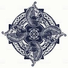 celtic cross tattoo designs celtic cross tattoo art and tshirt design helm of awe aegishjalmur