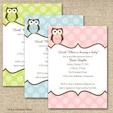 baby shower cards color create baby shower invitations