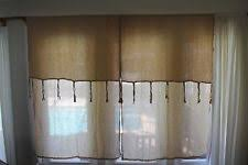 Tie Top Curtain Panels Pottery Barn Textured Cotton Tie Top Drapes Curtain Panel Grey