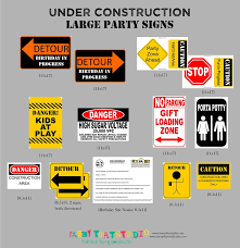 themed signs best 25 construction signs ideas on construction