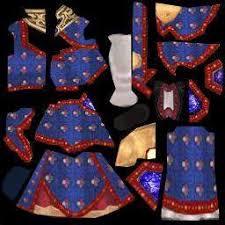 arcanist robe f wizard version gear design indonesia