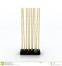 meubles en bambou meubles en bambou de décor de panneau photo stock image 17789640