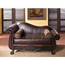 Leather Chaise Lounge Best Leather Chaise Lounge Sofa Charming With Regard To Ideas 14
