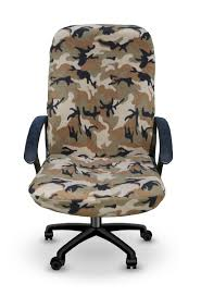 computer chair cover camo office chair cover creative desk decoration