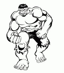 the most amazing as well as attractive hulk smash coloring pages