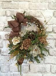 Grapevine Floral Design Home Decor The Best 25 Floral Wreaths Ideas On Pinterest Floral Wreath Spring