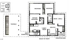 Modern House Floor Plan New Modern House Plans Plan No By Drummond C Inside Decorating