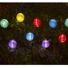 sunflare solar lantern string light 10 led on sale fast delivery