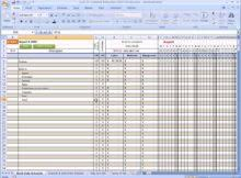 residential construction budget template excel natural buff dog
