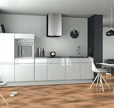 modele cuisine blanc laque cuisine equipee blanc laque flash modele