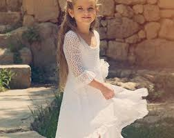 toddler wedding dress on sale flower white communion dress lace