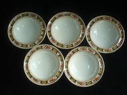 willow pattern jam pot newport pottery co ltd willow pattern porcelain silver plate