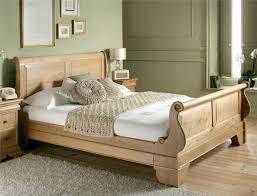 White Metal Kingsize Bed Frame White King Size Headboard Bedroom Solid White Bed Frame White King