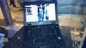 Dell Rugged Laptop Dell Rugged Extreme Latitude Laptops Handle Frigid Temperatures
