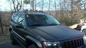 jeep cherokee modified jeep grand cherokee wj modified youtube