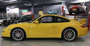 yellow porsche 911 2006 porsche 911 carrera s coupe stock 1241 for sale near oyster
