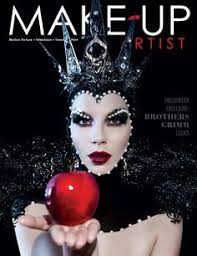 magazines for makeup artists the newsstand cover for make up artist magazine issue 113 www