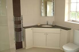 Bathroom Toilet Cabinet Corner Bathroom Cabinet With Sink Modern Corner Toilet Sink Combo