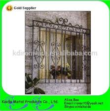beautiful ornamental wrought iron door window grill design buy