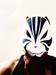 anbu mask remake of a custom job done for a buyer decided to make
