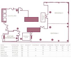 new york event space floor plans kimpton hotel eventi