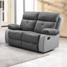cool couch sofa cool 2 seater recliner fabric s l1600 5 regarding two