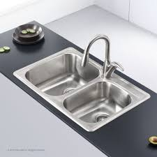 kitchen farm sink double kitchen sinks at home depot ceramic