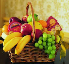 fruit basket fruit basket with cheese and crackers kremp