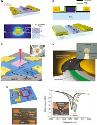 integration of 2d materials on a silicon photonics platform for