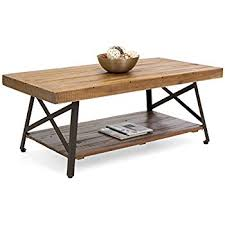Wood Coffee Table Best Choice Products Cocktail Wooden Coffee Table For