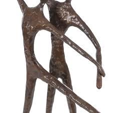 best and cheap bronzed double dance 2 modern dance bronze