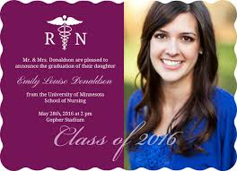 graduation announcement nursing graduation announcement wording ideas