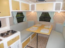 Camper Trailer Interior Ideas Travel Trailer The Small Trailer Enthusiast Page 3