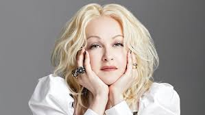 hair styles for late 20 s cyndi lauper is unusual but most of all she s an ally what s