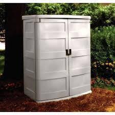 outside storage bins narrow deck box ideas in white with black
