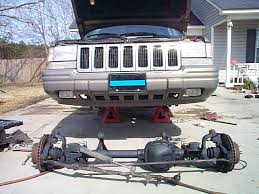 1994 jeep grand front axle the grand page