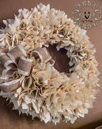 Wreath Diy Ruffly Book Page Wreath Great Tutorial Not A Lot Of Difficulty