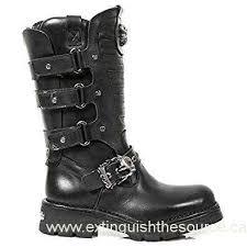 rock m 373x s25 s motorcycle boot us sale color black