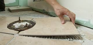 how to tile a bathroom floor today s homeowner