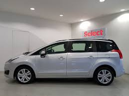 peugeot pre owned peugeot 5008 1 6 bluehdi pre owned cars select by ppsl