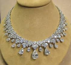 new diamond necklace images American diamond necklace at rs 250000 piece new delhi id jpg