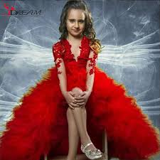 find more flower dresses information about 2016 red high low