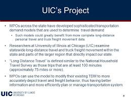 Illinois statewide travel demand model technical approach ppt