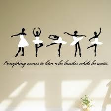 Dance Studio Decor Dance Studio Wall Murals Wall Murals You U0027ll Love