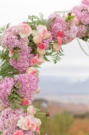 Wedding Arches Ideas Wedding Arch Decorated With Flowers Decorative Flowers