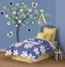 Daisy Room Decor Tween Wall Decor Tween Room Makeover Bedroom Ideas Painting Wall